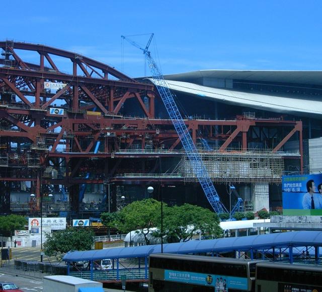HK Convention & Exhibition Centre, Atrium Link Extension